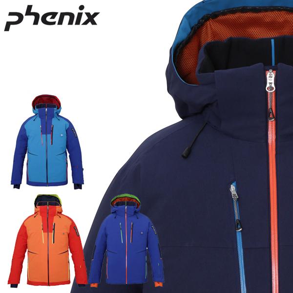 2019/2020モデル フェニックス スキーウェア デモチームジャケット&デモチーム3-Dパンツ 上下セット