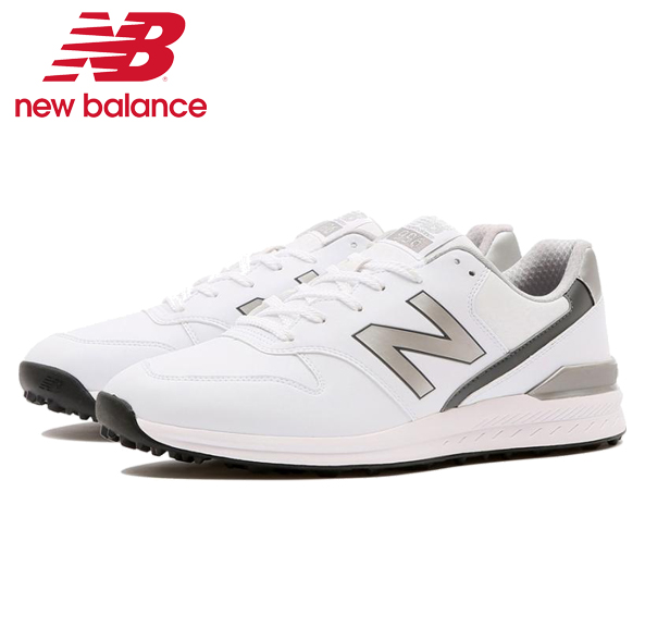 New Balance ニューバランス 再再販 UGS996 メンズゴルフシューズ 足幅D やや細め お得なキャンペーンを実施中