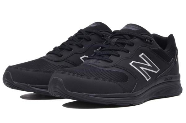 【new balance】ニューバランス メンズMW880G ブラック B4 4E【ウォーキングシューズ以外との同梱はできません】