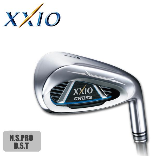 XXIO CROSS ゼクシオ クロス 単品アイアン(#5、6、AW、DW、SW)ゴルフクラブ スチールシャフト