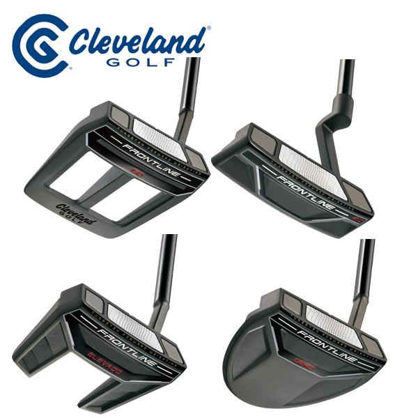 Cleveland golf クリーブランドゴルフ 5☆好評 FRONT LINE パター 爆買い送料無料 フロントライン