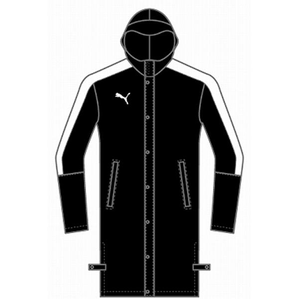 プーマ TT ESS PRO Long Boa Coat JP PMJ-654983 メンズ