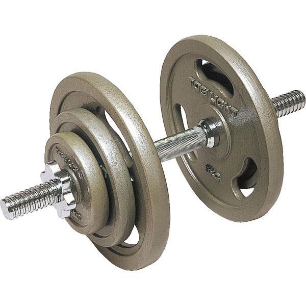 トーエイライト ダンベル20kgセット TOE-H9275