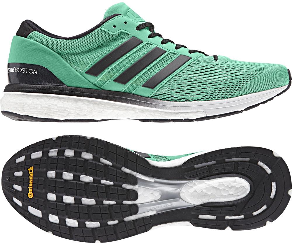 adidas(アディダス) メンズ ランニングシューズ adiZERO boston BOOST 2 アディゼロボストン ブースト 2