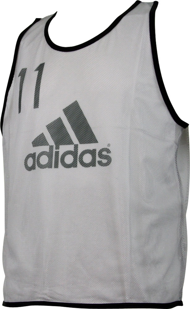 adidas(アディダス) フットボール ビブス(10枚セット) ライトグラナイト