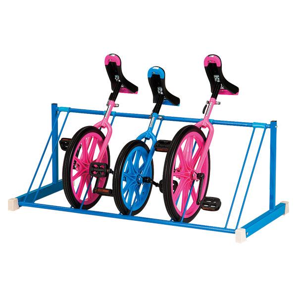 エバニュー(Evernew) 一輪車ラック置き式