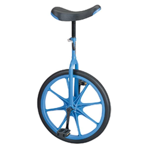 エバニュー(Evernew) 一輪車(ノーパンク)20 アオ700