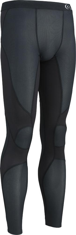 C3fit(シースリーフィット) インパクトエアータイツ(メンズ) ブラック