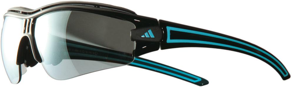 adidas(アディダス) アディダスサングラス evil eye halfrim pro a167L シャイニーブラックブルー