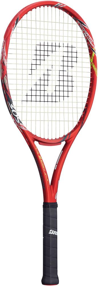 BridgeStone(ブリヂストン) 【硬式テニスラケット】 エックスブレード VI(ブイアイ)305 (フレームのみ)