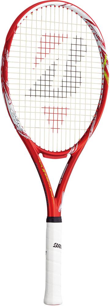 BridgeStone(ブリヂストン) 【硬式テニスラケット】 エックスブレード VI-R(ブイアイアール)290 (フレームのみ)