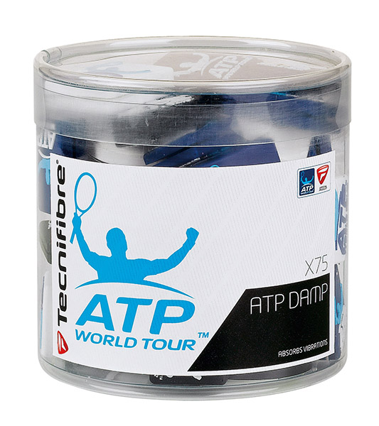 Tecnifibre(テクニファイバー) ATP DAMP 75pcs