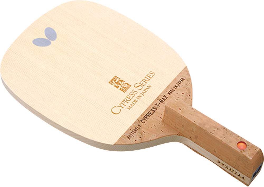 バタフライ(Butterfly) 【卓球 ペンホルダーラケット】 サイプレス T‐MAX 日本式