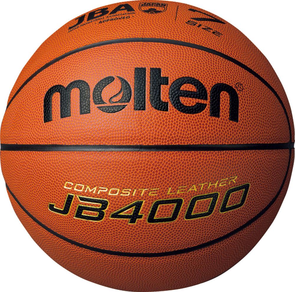 モルテン(Molten) バスケットボール7号球 検定球 JB4000