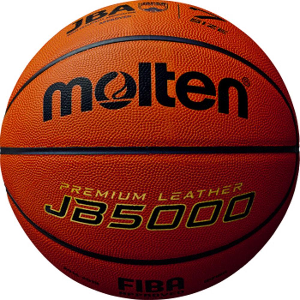 モルテン(Molten) バスケットボール7号球 国際公認球 JB5000