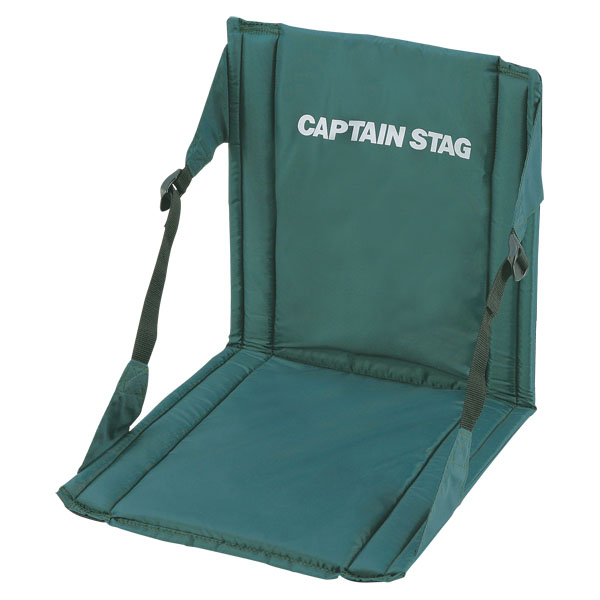 CAPTAIN STAG(キャプテンスタッグ) FDチェアマット グリーン