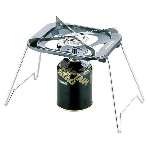 華麗 CAPTAINCAPTAIN STAG(キャプテンスタッグ) 大型五徳ガスバーナーコンロ(収納バッグ付)M-8809, 根上町:f8a99a05 --- construart30.dominiotemporario.com