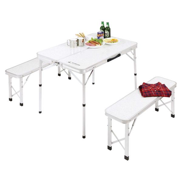 CAPTAINSTAG(キャプテンスタッグ)ラフォーレベンチインテーブルセット