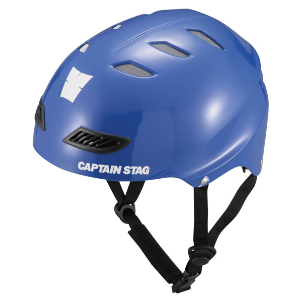CAPTAIN STAG(キャプテンスタッグ) CS スポーツヘルメットEX ブルー