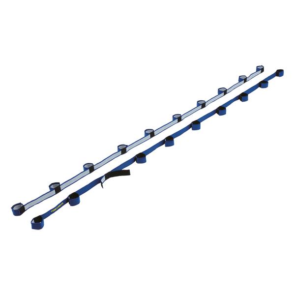 トーエイライト むかでロープDX10(青)
