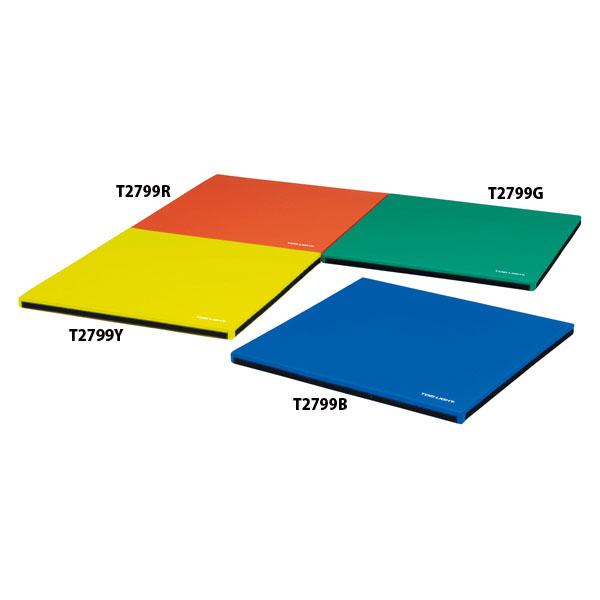 トーエイライト プレイランドマット90×90(青)