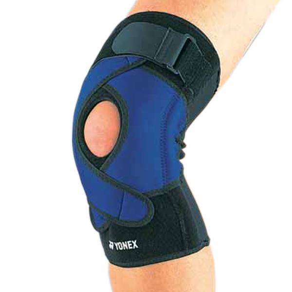 Yonex(ヨネックス) MusclePower サポーター(膝) ブラック/ブルー