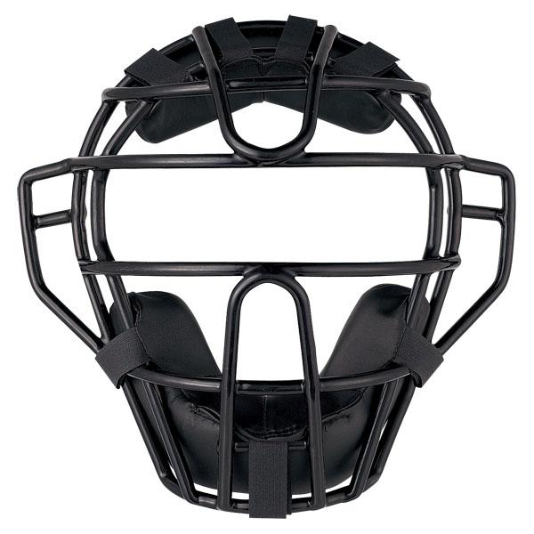 ZETT(ゼット) 硬式野球用マスク(SG基準対応) ブラック