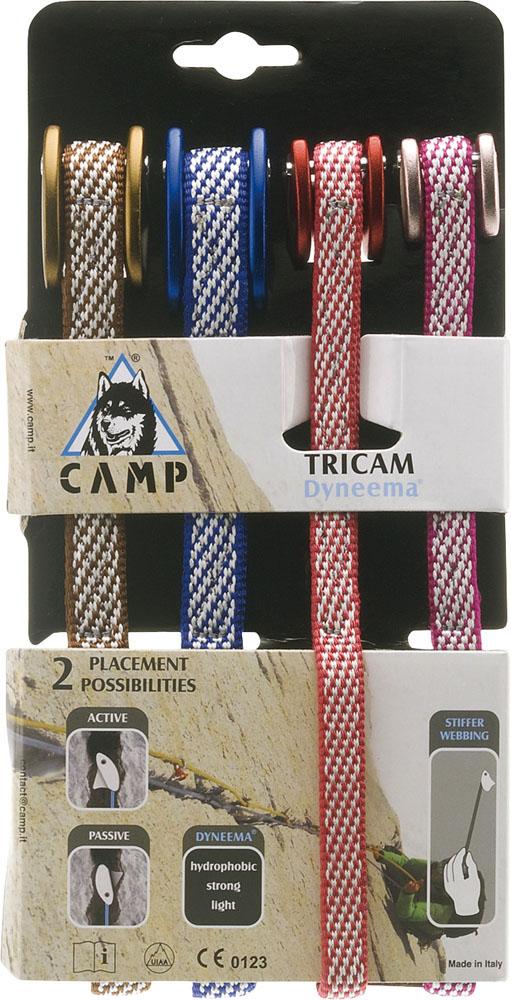 CAMP(カンプ) ロック プロテクション トライカム ダイニーマセット