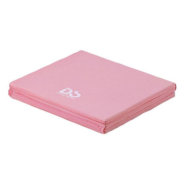 ダンノ(DANNO) ソフトエアロビックマットDX(3つ折)ピンク