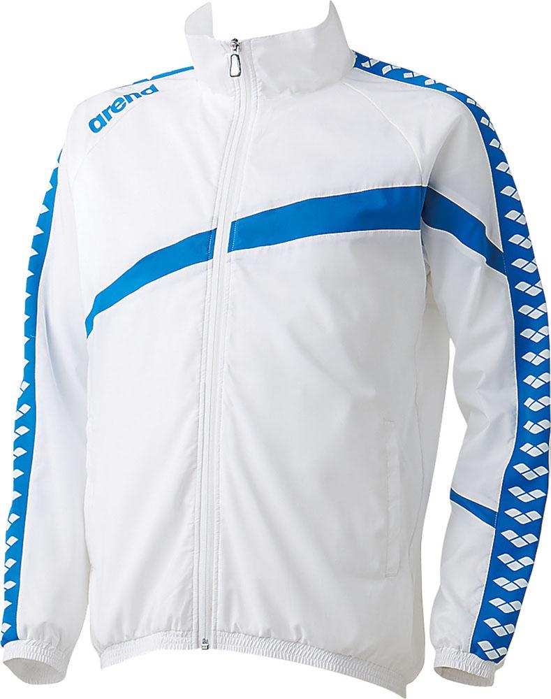 ARENA(アリーナ) ウィンドジャケット ホワイト