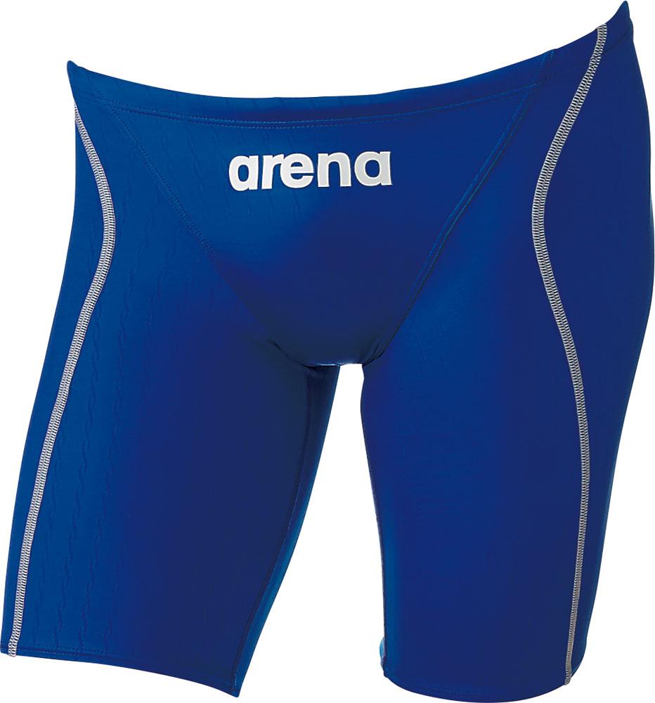 ARENA(アリーナ) 【ジュニア(ボーイズ) 競泳用水着(Fina承認)】 ジュニアハーフスパッツ X−パイソン2