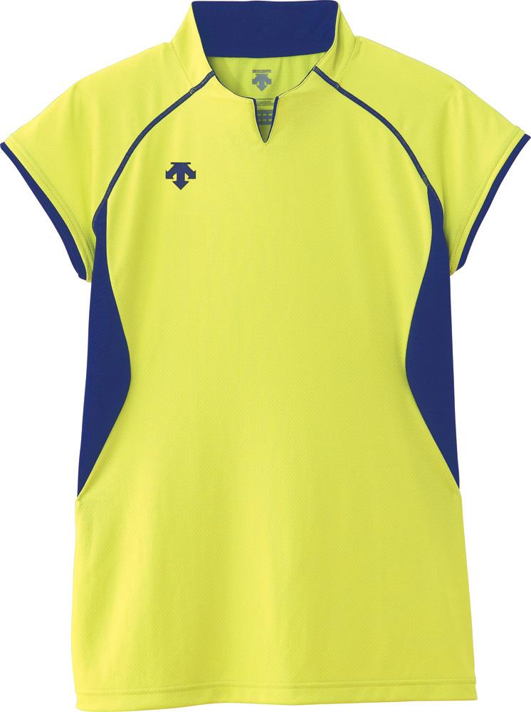 デサント(DESCENTE) フレンチスリーブゲームシャツ