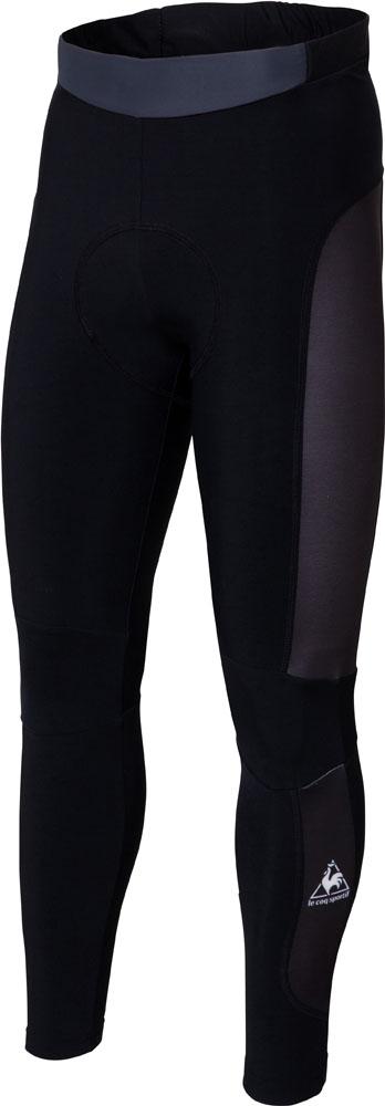 le coq sportif(ルコック) (メンズ サイクルタイツ) テンプコントロールタイツ ブラック