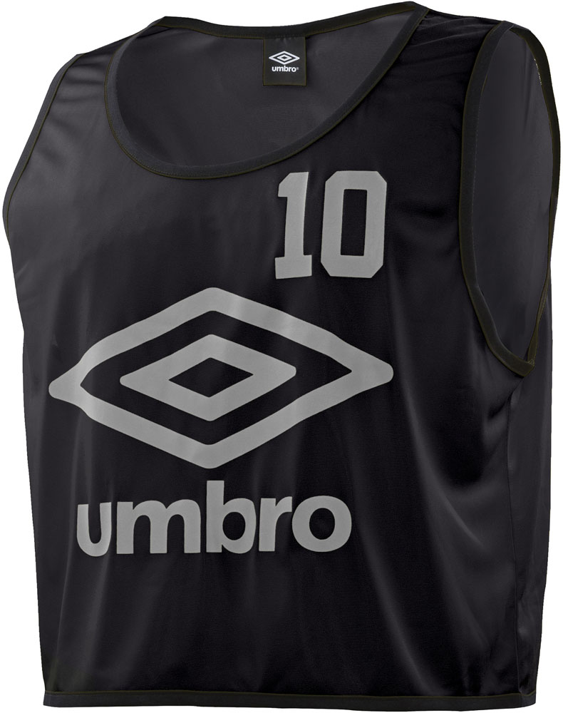 UMBRO(アンブロ) ストロングビブス ブラック