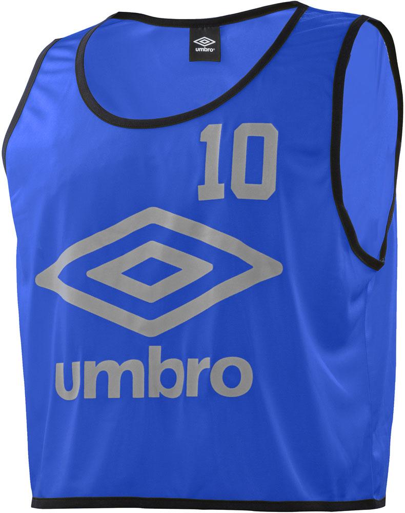 UMBRO(アンブロ) ストロングビブス ブルー