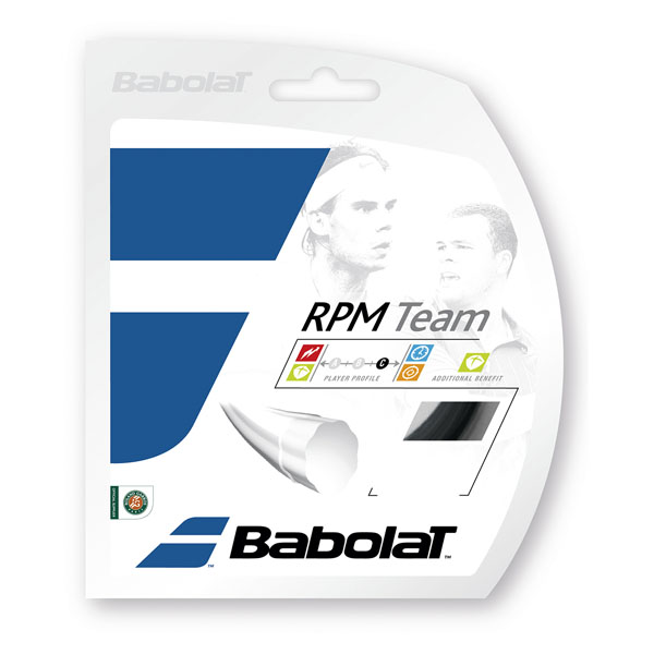 Babolat(バボラ) RPMチーム 125/130 ブラツク