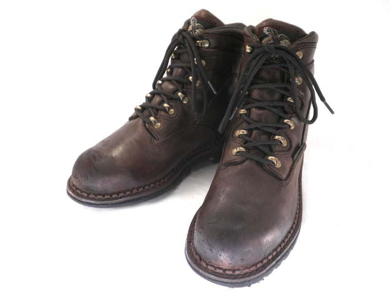 【中古】【送料無料】Georgia boot ジョージアブーツ 42 約26.0-26.5cm マウンテン・トレッキングブーツ♪YALAKU-ヤラク-メンズカジュアル・紳士靴