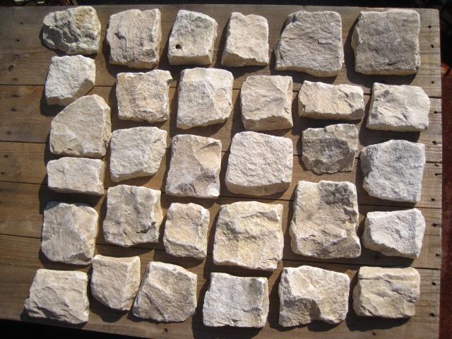 フランス産壁貼り専用ブルゴーニュストーンタイル