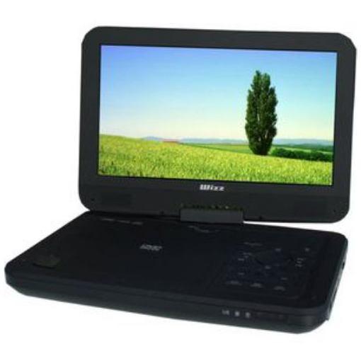 Wizz DV-PW1040 10.1インチポータブルDVDプレーヤー