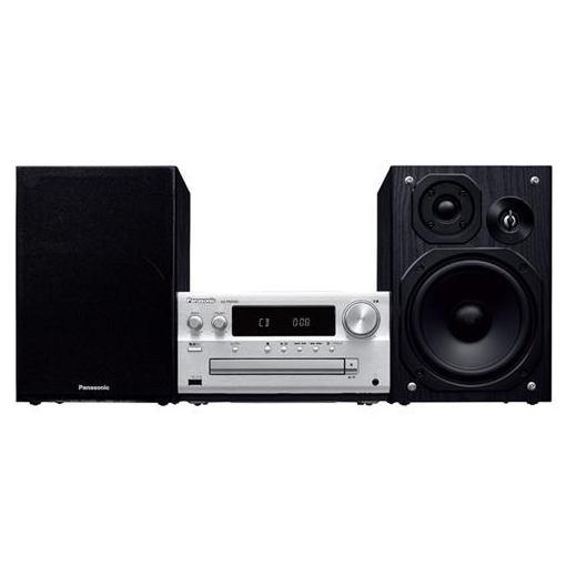 パナソニック SC-PMX80-S 【ハイレゾ音源対応】 CDステレオシステム シルバー