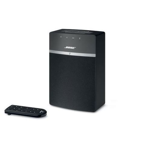 BOSE(ボーズ) SOUNDTOUCH10BLK Wi-Fi/Bluetooth対応ワイヤレススピーカー 「SoundTouch 10」 ブラック