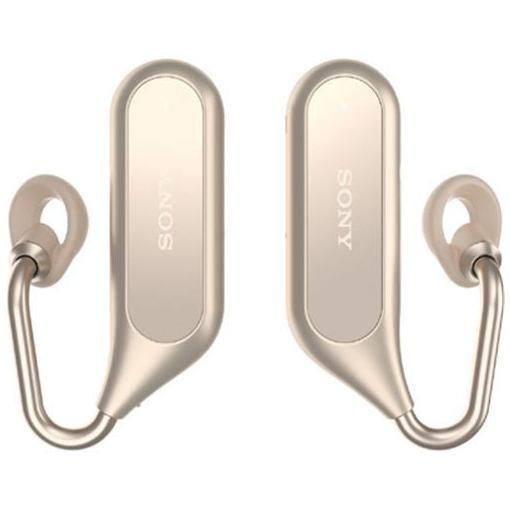 【ポイント10倍!4月9日(火)20:00~4月16日(火)1:59まで】ソニー XEA20-N ワイヤレスオープンイヤーステレオヘッドセット 「Xperia Ear Duo」 ゴールド