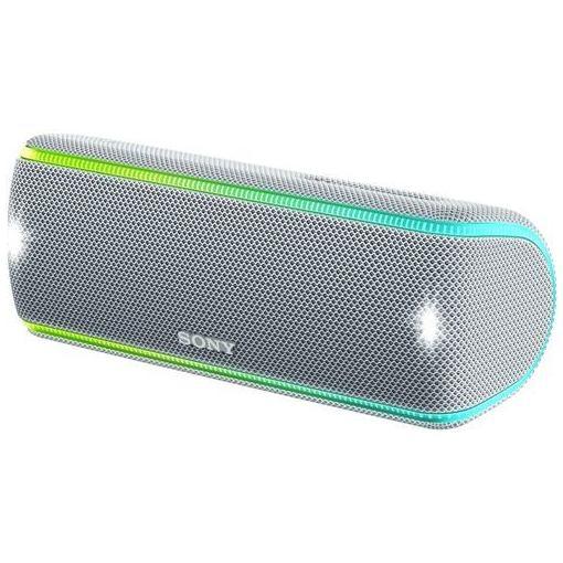 ソニー SRS-XB31-W ワイヤレスポータブルスピーカー ホワイト