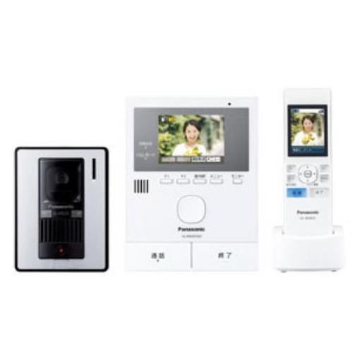 パナソニック VL-SWD302KL ワイヤレスモニター付テレビドアホン 「どこでもドアホン」