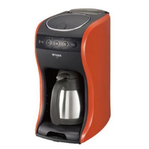 タイガー ACT-B040-DV コーヒーメーカー 「カフェバリエ」 バーミリオン