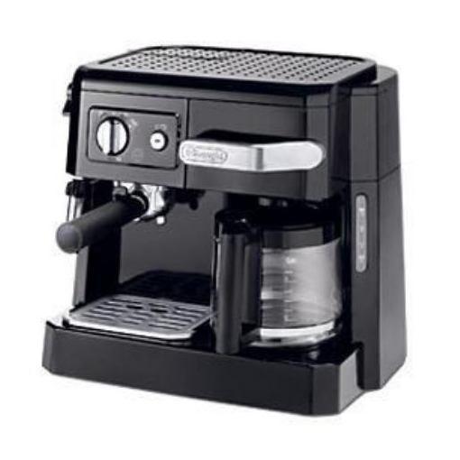 【ポイント10倍!5月11日(土)00:00~5月21日(火)1:59まで】デロンギ ≪エスプレッソマシン兼用≫コーヒーメーカー BCO410J-B ブラック