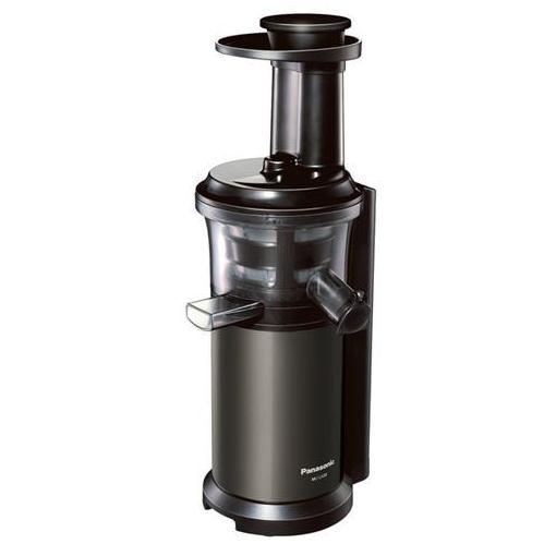 パナソニック ジューサー お値打ち価格で MJ-L600-H 低速ジューサー VITAMINSERVER メーカー直送 低速 ビタミンサーバー グラファイトグレー