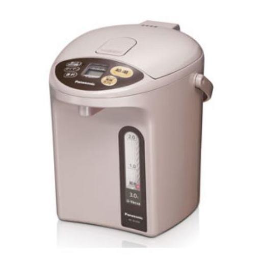 パナソニック NC-BJ304-C 電動給湯式電気ポット (3.0L) ベージュ
