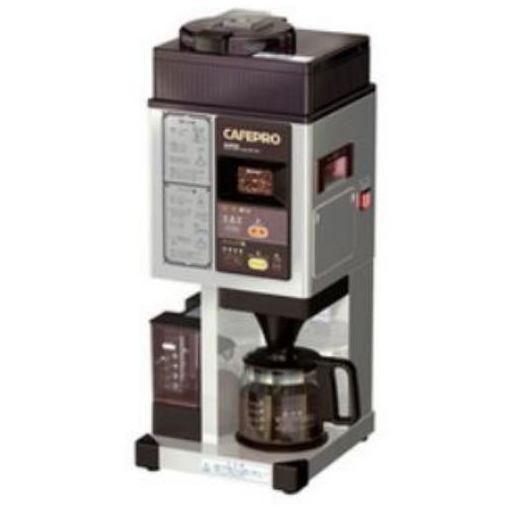 【ポイント10倍!4月9日(火)20:00~4月16日(火)1:59まで】焙煎機能付きコーヒーメーカー カフェプロ503