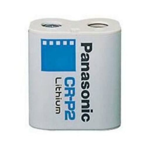 市販 パナソニック 円筒形リチウム電池 海外 CR-P2W 1個入り